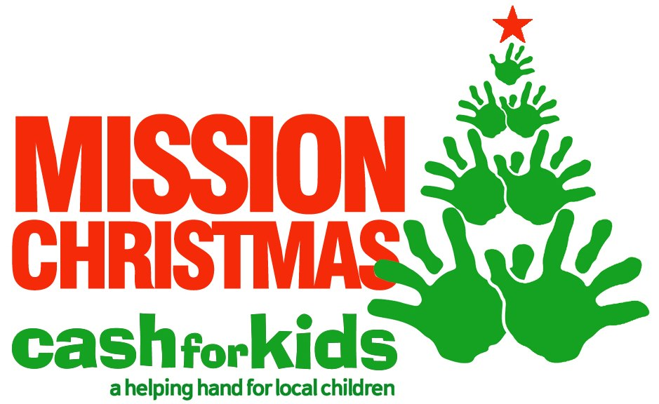 CASH FOR KIDS – MISSION CHRISTMAS