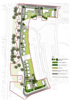 Finavon Street Masterplan